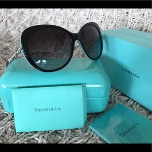 Limited edition Tiffany & Co sunglasses